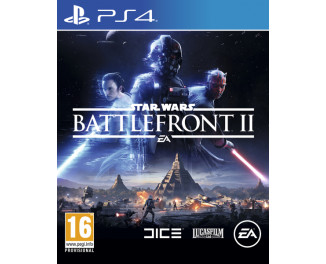 Игра PS4 Star Wars Battlefront II
