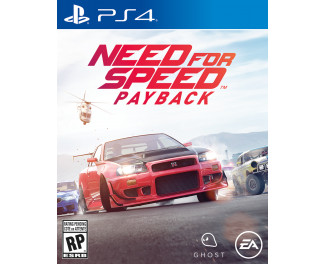 Игра PS4 Need for Speed: Payback
