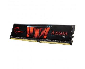 Оперативная память DDR4 8 Gb (3000 MHz) G.SKILL Aegis (F4-3000C16S-8GISB)