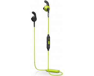 Наушники беспроводные Philips ActionFit SHQ6500CL Carbon lime Wireless