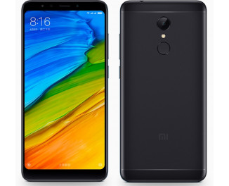 Смартфон Xiaomi Redmi 5 3/32Gb Black |EU Spec|