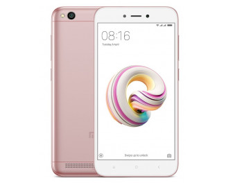 Смартфон Xiaomi Redmi 5A 2/16Gb Rose Gold |Global|