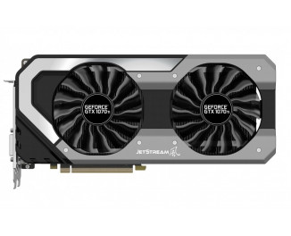 Видеокарта Palit GeForce GTX 1070 Ti JetStream (NE5107T015P2-1041J)