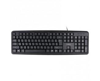 Клавиатура Vinga KB110BK USB Black