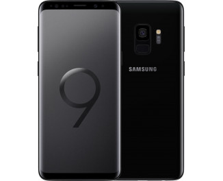 Смартфон Samsung Galaxy S9 4/64Gb Midnight Black (G9600) |Snapdragon Ver.|