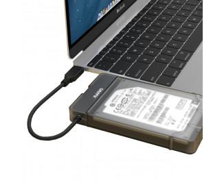 Карман внешний Maiwo (K104G2 black) USB3.1 Gen2 TypeC