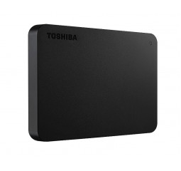 Внешний жесткий диск 1000Gb Toshiba Canvio Basics (HDTB410EK3AA)