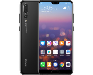 Смартфон HUAWEI P20 Pro 6/128Gb (CLT-L29) Black |Global|