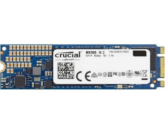 SSD накопитель 250Gb Crucial MX500 (CT250MX500SSD4)