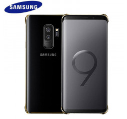 Чехол для смартфона Samsung Galaxy S9+ Clear Cover Original Gold