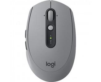 Мышь беспроводная Logitech M590 Silent Mid Grey Tonal (910-005198)