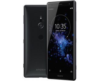 Смартфон Sony Xperia XZ2 (H8296) 6/64Gb Liquid Black