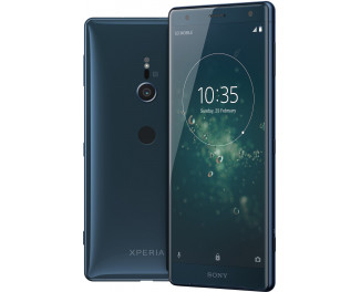 Смартфон Sony Xperia XZ2 (H8296) 6/64Gb Deep Green
