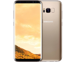 Смартфон Samsung Galaxy S8+ 4/64Gb Maple Gold (SM-G955FZDD)