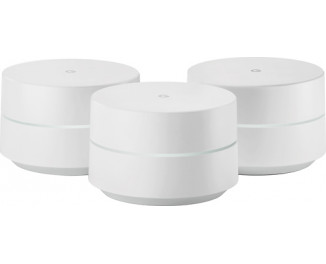 Маршрутизатор Google Wifi System 3-Pack (NLS-1304-25)