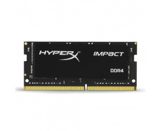 Память для ноутбука SO-DIMM DDR4 8 Gb (2666 MHz) Kingston HyperX Impact (HX426S15IB2/8)