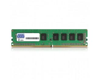Оперативная память DDR4 4 Gb (2666 MHz) GOODRAM (GR2666D464L19S/4G)