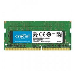 Память для ноутбука SO-DIMM DDR4 8 Gb (2666 MHz) Crucial (CT8G4SFS8266)