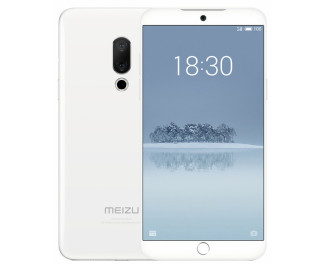 Смартфон Meizu 15 4/64Gb White (M881H) |Global|