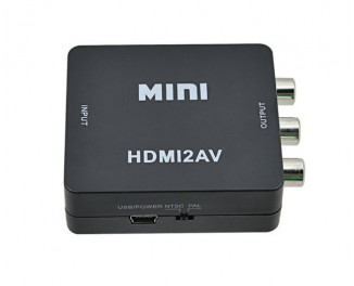 Адаптер HDMI > TV-Out STLab U-995