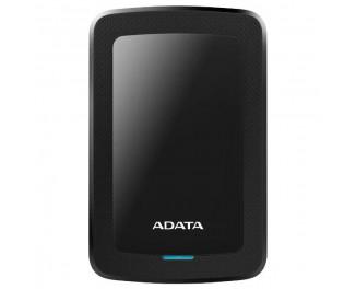 Внешний жесткий диск 1 TB ADATA HV300 Black (AHV300-1TU31-CBK)