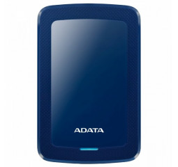 Внешний жесткий диск 1 TB ADATA HV300 Blue (AHV300-1TU31-CBL)