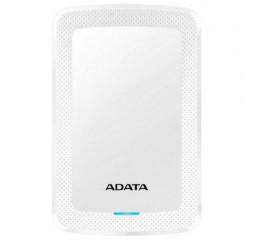 Внешний жесткий диск 1 TB ADATA HV300 White (AHV300-1TU31-CWH)