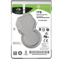 Жесткий диск для ноутбука 1000Gb Seagate Barracuda Pro (ST1000LM049)