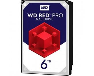 Жесткий диск 6000Gb WD Red Pro (6003FFBX)