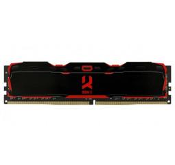 Оперативная память DDR4 16 Gb (3000 MHz) GOODRAM Iridium X Black (IR-X3000D464L16/16G)