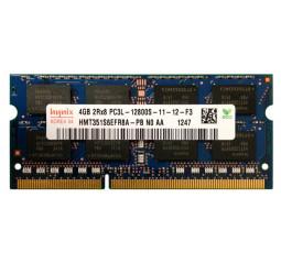 Память для ноутбука SO-DIMM DDR3L 4 Gb (1600 MHz) Hynix (HMT351S6EFR8A-PB)