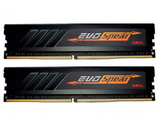 Оперативная память DDR4 16 Gb (3200 MHz) (Kit 8 Gb x 2) Geil EVO Spear (GSB416GB3200C16ADC)
