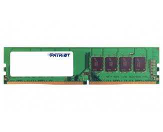 Оперативная память DDR4 4 Gb (2666 MHz) Patriot Signature Line (PSD44G266681)