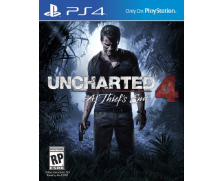 Игра PS4 Uncharted 4