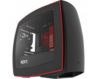 Корпус NZXT MANTA MATTE BLACK/RED (CA-MANTW-M2)
