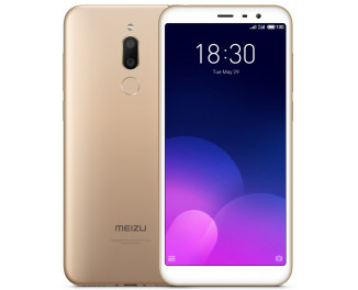 Смартфон Meizu M6T 3/32Gb Gold |Global|