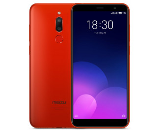 Смартфон Meizu M6T 2/16Gb Red |Global|