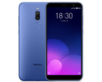 Смартфон Meizu M6T 2/16Gb Blue |Global|