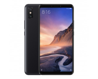 Смартфон Xiaomi Mi Max 3 4/64Gb Black |Global|