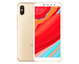 Смартфон Xiaomi Redmi S2 4/64Gb Gold |Global|