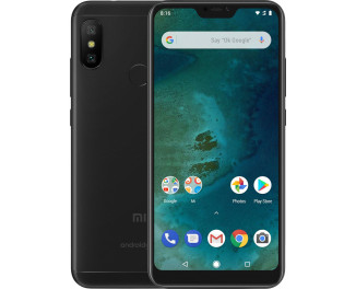 Смартфон Xiaomi Mi A2 Lite 4/64Gb Black |Global|