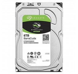Жесткий диск 6 TB Seagate Barracuda (ST6000DM003)