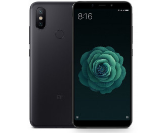 Смартфон Xiaomi Mi A2 6/128Gb Black |Global|