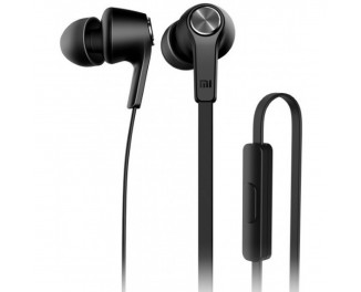 Наушники Xiaomi Mi In-Ear Headphones Basic /Black (ZBW4354TY)