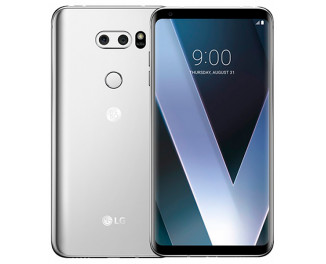 Смартфон LG V30+ 4/128Gb (H930DS) with B&O HF Cloud Silver