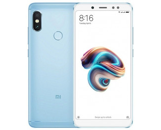 Смартфон Xiaomi Redmi Note 5 4/64Gb Blue