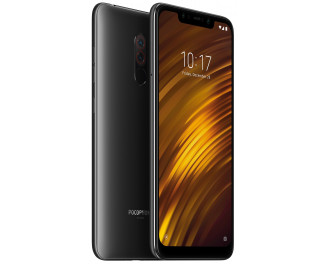 Смартфон Xiaomi Pocophone F1 6/64Gb Graphite Black |Global|