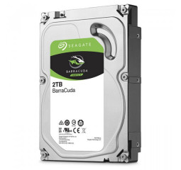Жесткий диск 2000Gb Seagate BarraCuda (ST2000DM008)