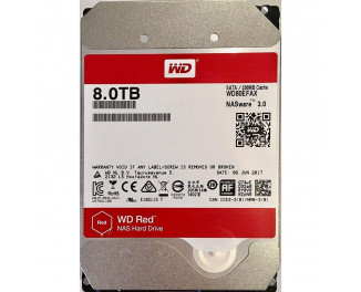 Жесткий диск 8000Gb WD Red (WD80EFAX)