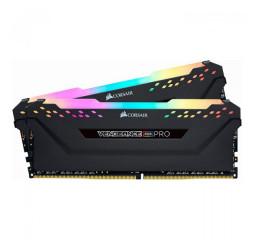 Оперативная память DDR4 16 Gb (3000 MHz) (Kit 8 Gb x 2) Corsair Vengeance RGB Pro (CMW16GX4M2C3000C15)